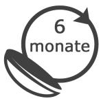 6-Monats-Linsen