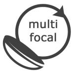Multifokale Linsen