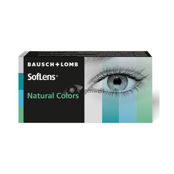 soflens natural colors kontaktlinsen 2 bausch lomb. Black Bedroom Furniture Sets. Home Design Ideas