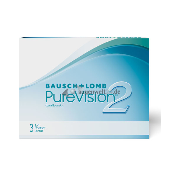 purevision2 monatslinsen 3er pack sph risch augenwelt24. Black Bedroom Furniture Sets. Home Design Ideas